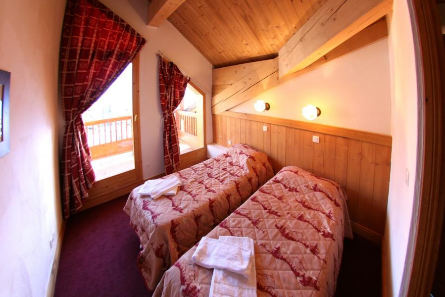 Holiday in mountain resort Résidence Chalet des Neiges Plein Sud - Val Thorens - Bedroom