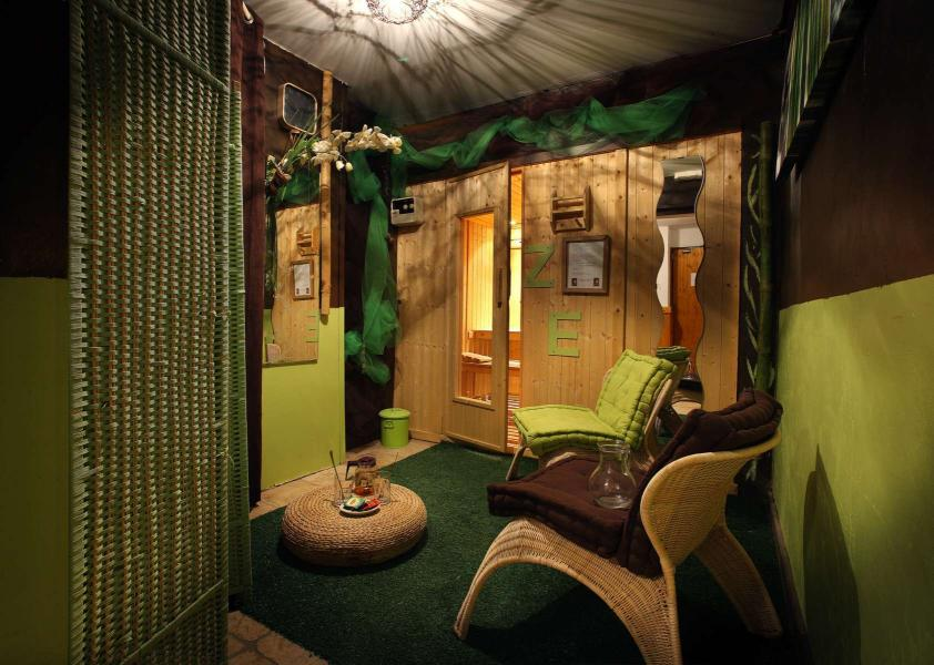 Urlaub in den Bergen Résidence Chalet des Neiges - Oz en Oisans