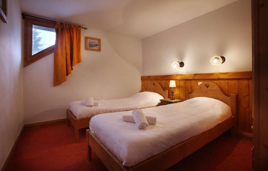 Urlaub in den Bergen Résidence Chalet des Neiges - Oz en Oisans - Schlafzimmer