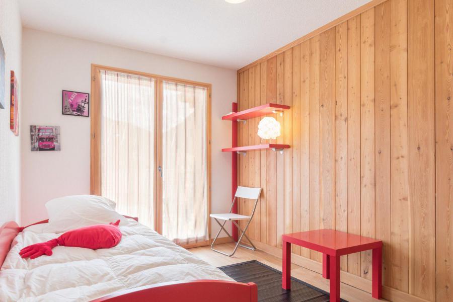 Vacaciones en montaña Apartamento 3 piezas para 4 personas (PA1001) - Résidence Chalet du Bois du Suffin K10 - Montgenèvre - Habitación