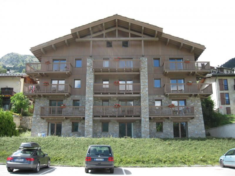 Rent in ski resort Residence Chalet Le Clos D'aussois - Aussois - Summer outside