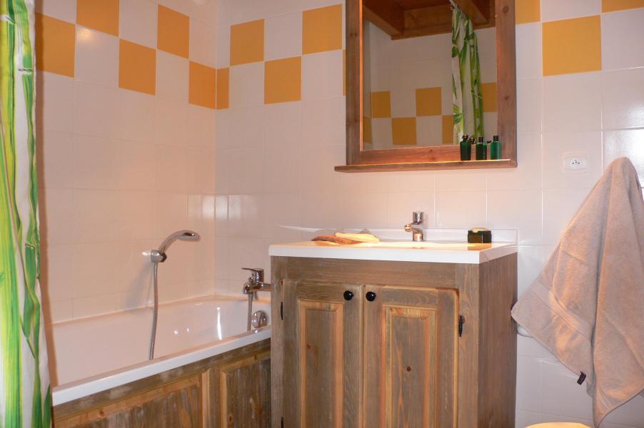 Vacances en montagne Résidence Chalet le Clos d'Aussois - Aussois - Salle de bains