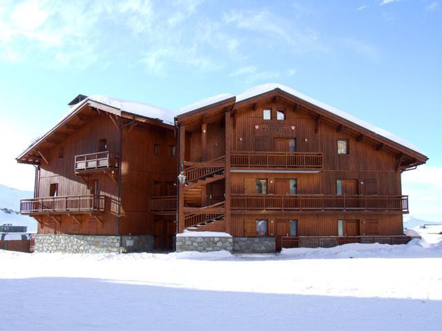 Vacances en montagne Résidence Chalet le Cristallo - Val Thorens