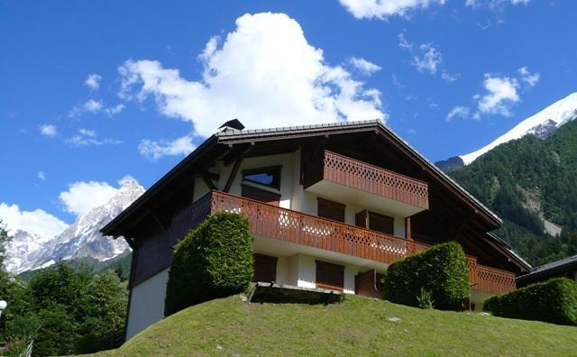 Urlaub in den Bergen Résidence Chalets d'Alpages - Les Houches