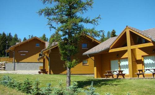 Location au ski Residence Chalets Margot - Superdévoluy - Extérieur été