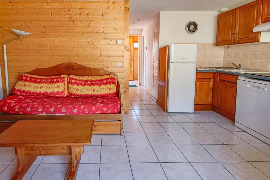 Vacances en montagne Résidence Chalets Margot - Superdévoluy - Banquette-lit