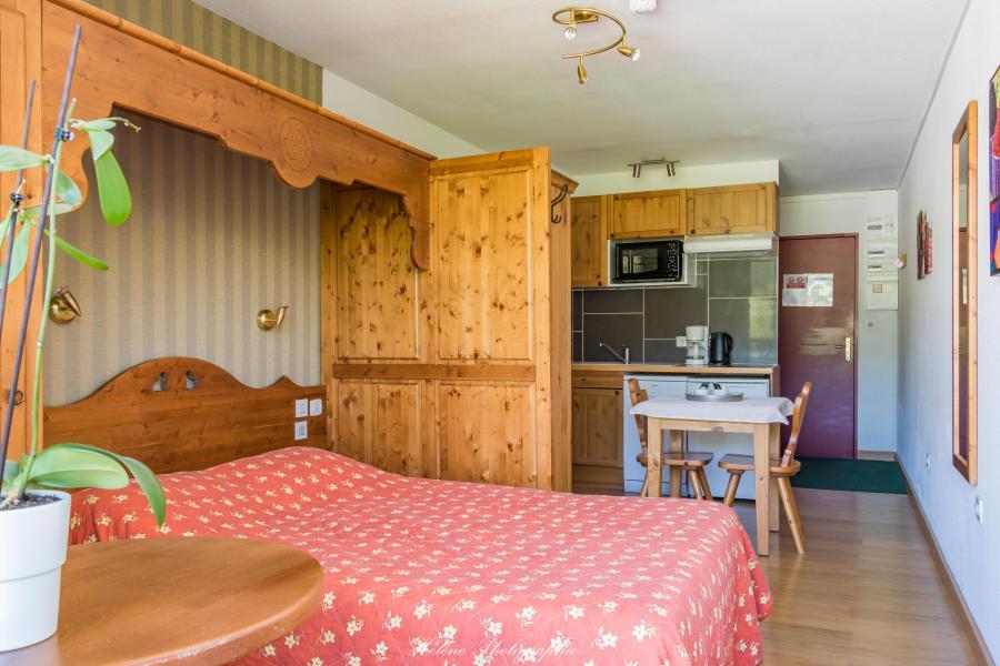Urlaub in den Bergen Résidence Chalets Margot - Superdévoluy - Schlafbereich