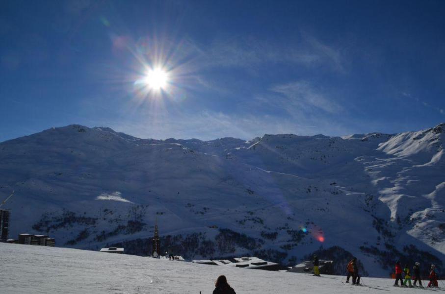 Vacances en montagne Studio 4 personnes (330) - Résidence Challe - Les Menuires