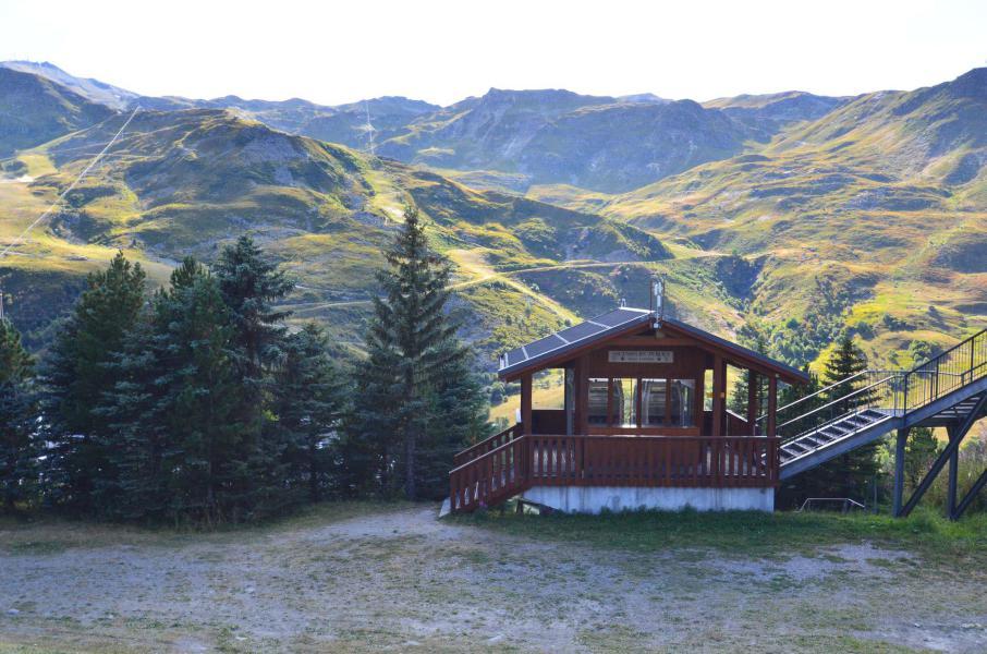 Vacances en montagne Résidence Challe - Les Menuires