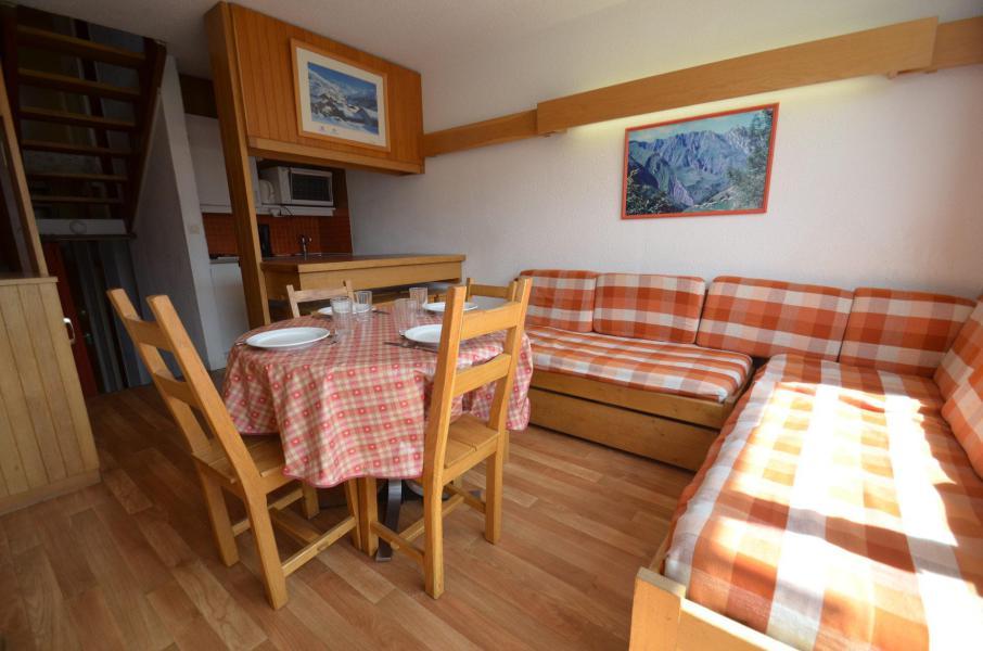 Vacances en montagne Appartement triplex 3 pièces 7 personnes (835) - Résidence Challe - Les Menuires - Kitchenette