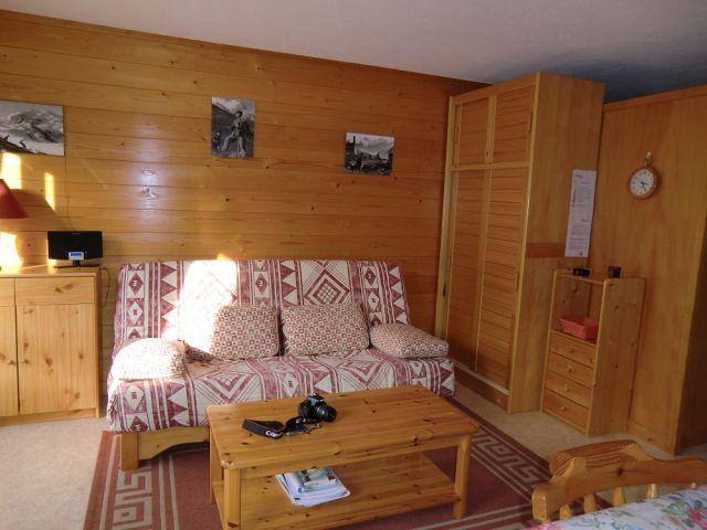 Vacaciones en montaña Estudio -espacio montaña- para 4 personas - Résidence Chambron - Châtel - Estancia