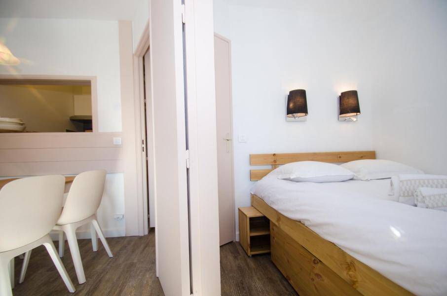 Vacances en montagne Appartement 2 pièces 4 personnes (INDIA) - Résidence Chamois Blanc - Chamonix