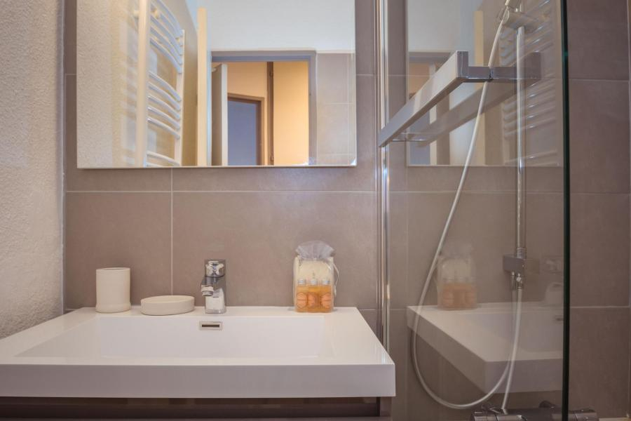 Vacances en montagne Appartement 2 pièces 4 personnes (CROCUS) - Résidence Chamois Blanc - Chamonix