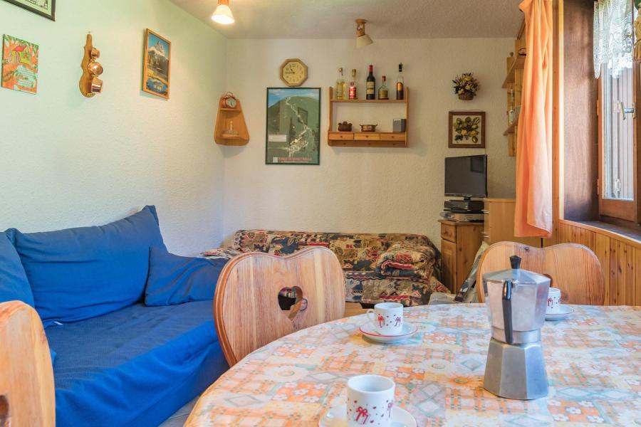 Каникулы в горах Апартаменты 2 комнат 4 чел. (CEL412) - Résidence Chamoisière - Montgenèvre - Столова&