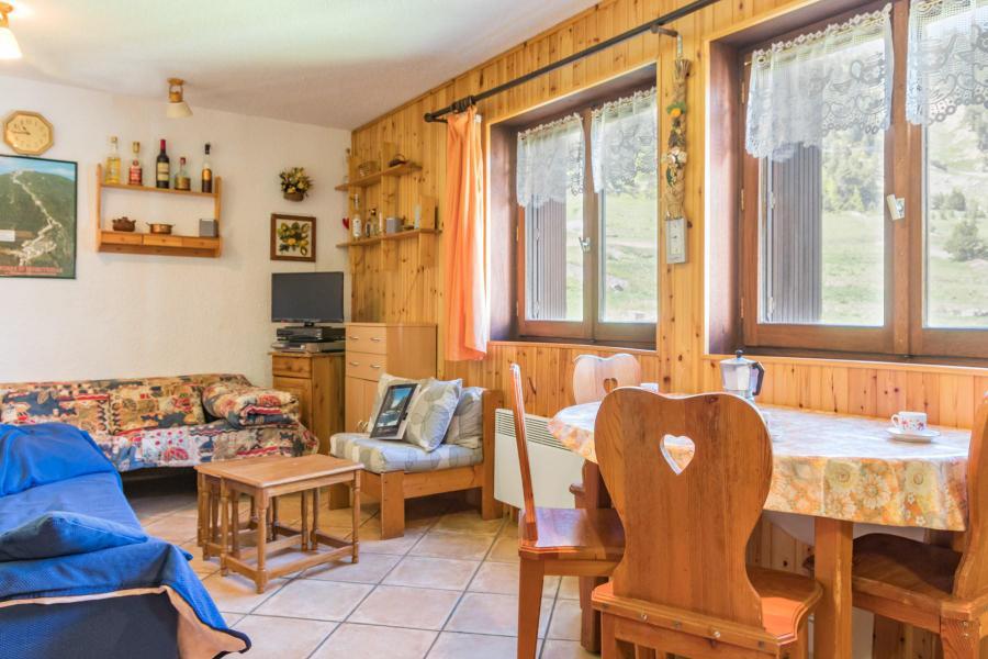 Каникулы в горах Апартаменты 2 комнат 4 чел. (CEL412) - Résidence Chamoisière - Montgenèvre - Салон