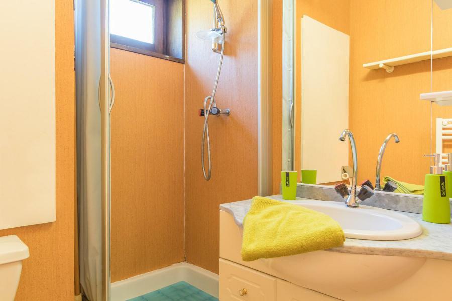 Каникулы в горах Апартаменты 2 комнат 4 чел. (CEL412) - Résidence Chamoisière - Montgenèvre - Душ