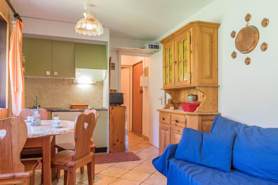 Каникулы в горах Апартаменты 2 комнат 4 чел. (CEL412) - Résidence Chamoisière - Montgenèvre - Стол