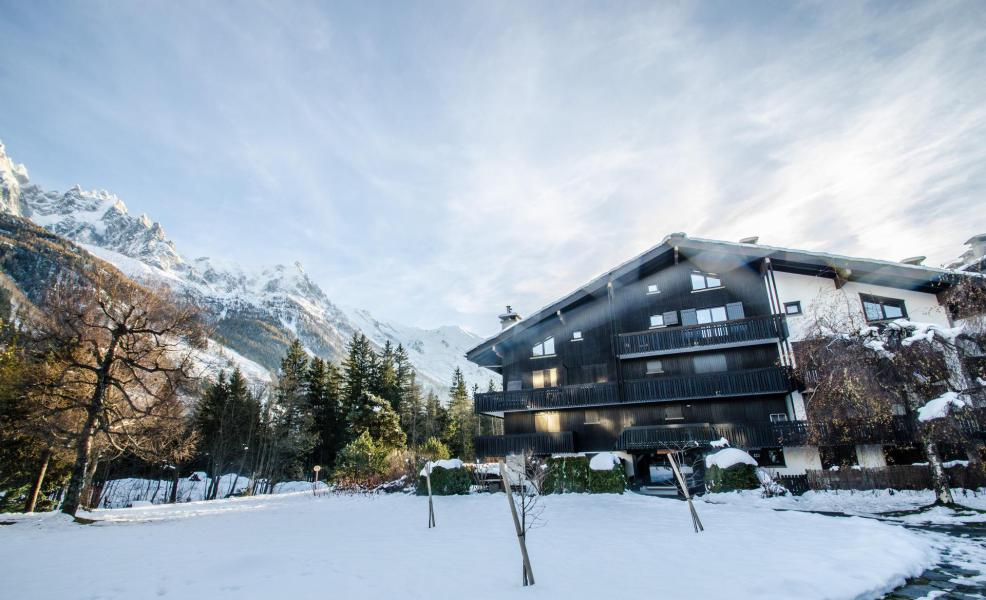 Vakantie in de bergen Résidence Champraz - Chamonix