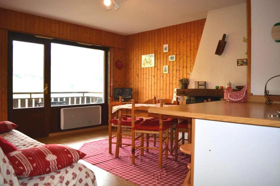 Holiday in mountain resort 1 room apartment 5 people (2A) - Résidence Chanteneige - Le Grand Bornand