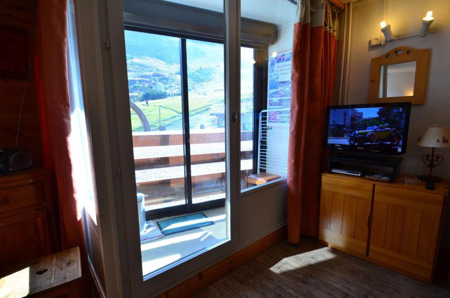 Vakantie in de bergen Studio 4 personen (308) - Résidence Chanteneige - Les Menuires