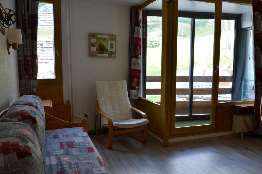 Vakantie in de bergen Studio 4 personen (507) - Résidence Chanteneige - Les Menuires