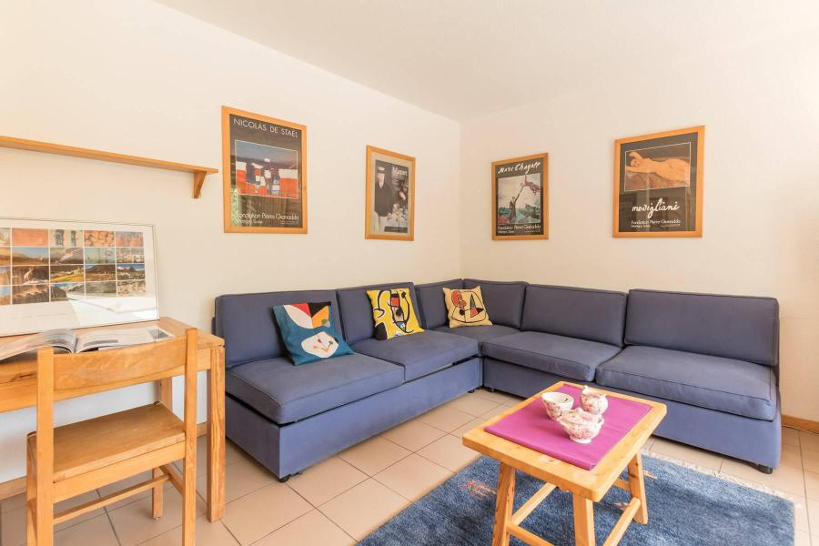 Vacances en montagne Appartement 3 pièces 6 personnes (303) - Résidence Chardons Bleus - Serre Chevalier - Séjour