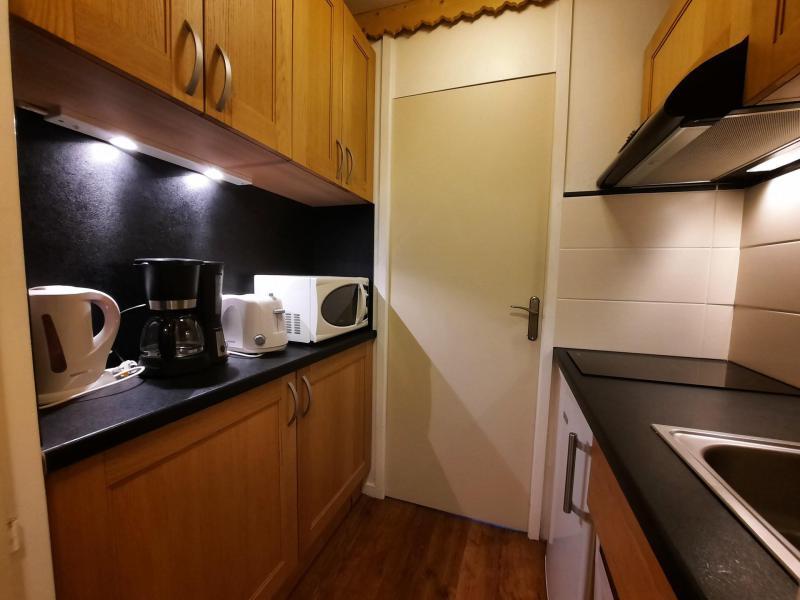Vacances en montagne Studio 3 personnes (11) - Résidence Charmette - Les Menuires