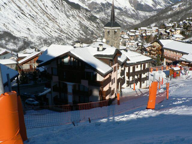Wakacje w górach Résidence Charmettes - Saint Martin de Belleville