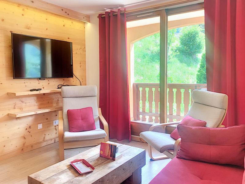 Wakacje w górach Résidence Charmettes - Saint Martin de Belleville - Pokój gościnny