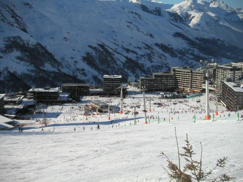 Vacances en montagne Résidence Chavière - Les Menuires