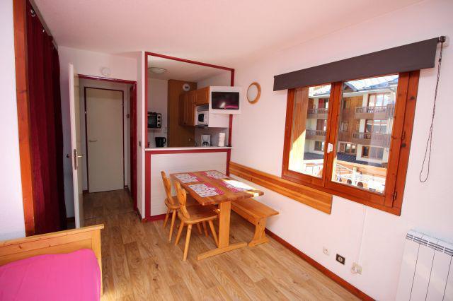 Holiday in mountain resort Studio cabin 4 people (24) - Résidence Chavière - Valfréjus