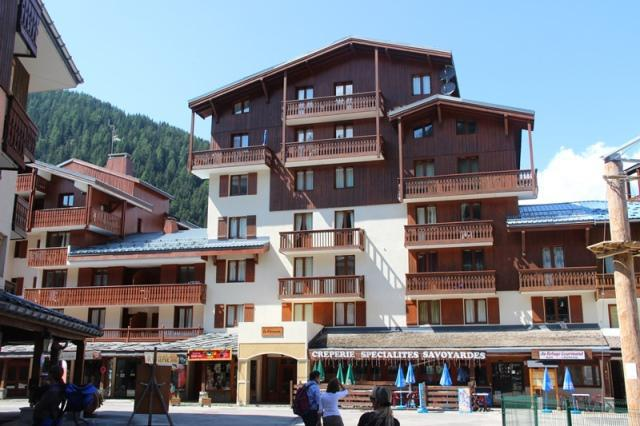 Holiday in mountain resort Studio cabin 4 people (26) - Résidence Chavière - Valfréjus
