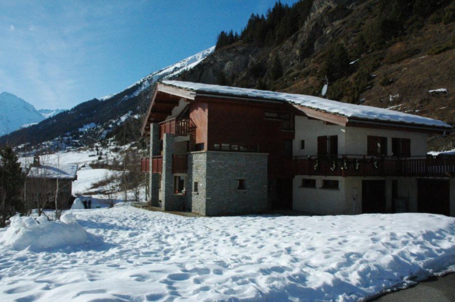 Location au ski Résidence Chenevière - Val Cenis - Extérieur été