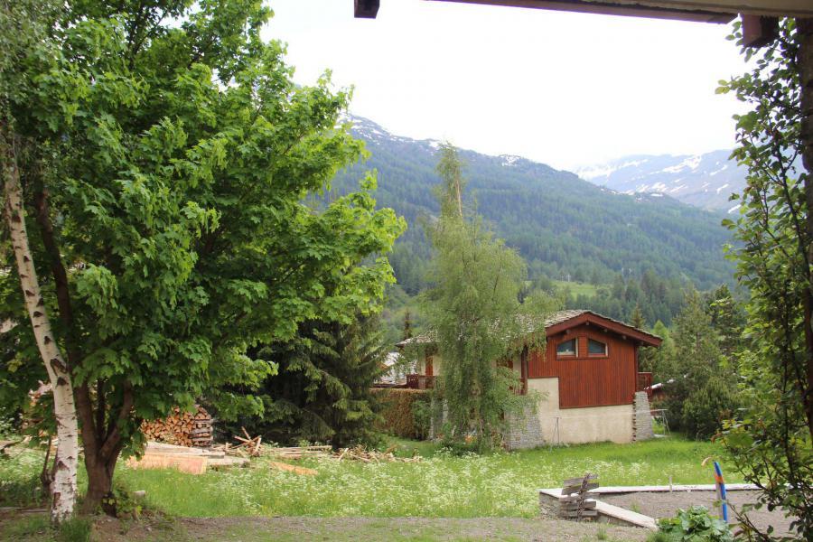 Location au ski Appartement 2 pièces 5 personnes (005) - Résidence Chenevière - Val Cenis - Extérieur été