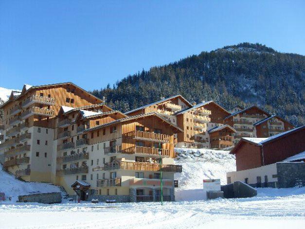 Wakacje w górach Résidence Cheval Blanc - Valfréjus