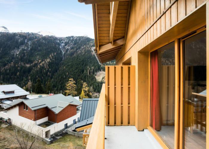 Vakantie in de bergen Appartement 3 kamers 7 personen (72) - Résidence Cheval Blanc - Valfréjus - Buiten zomer