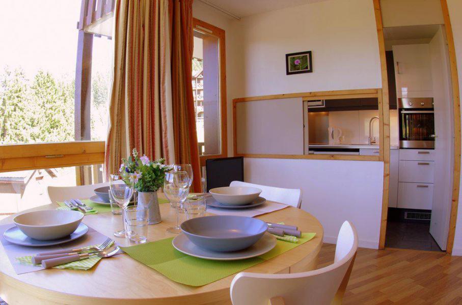 Wakacje w górach Apartament 3 pokojowy 6 osób (G090) - Résidence Cheval Blanc - Valmorel