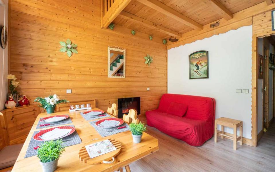 Wakacje w górach Apartament 3 pokojowy 6 osób (G395) - Résidence Cheval Blanc - Valmorel