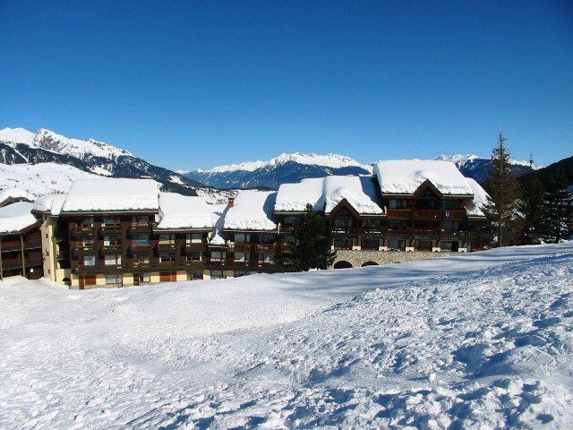 Wakacje w górach Apartament 3 pokojowy 6 osób (G379) - Résidence Cheval Blanc - Valmorel