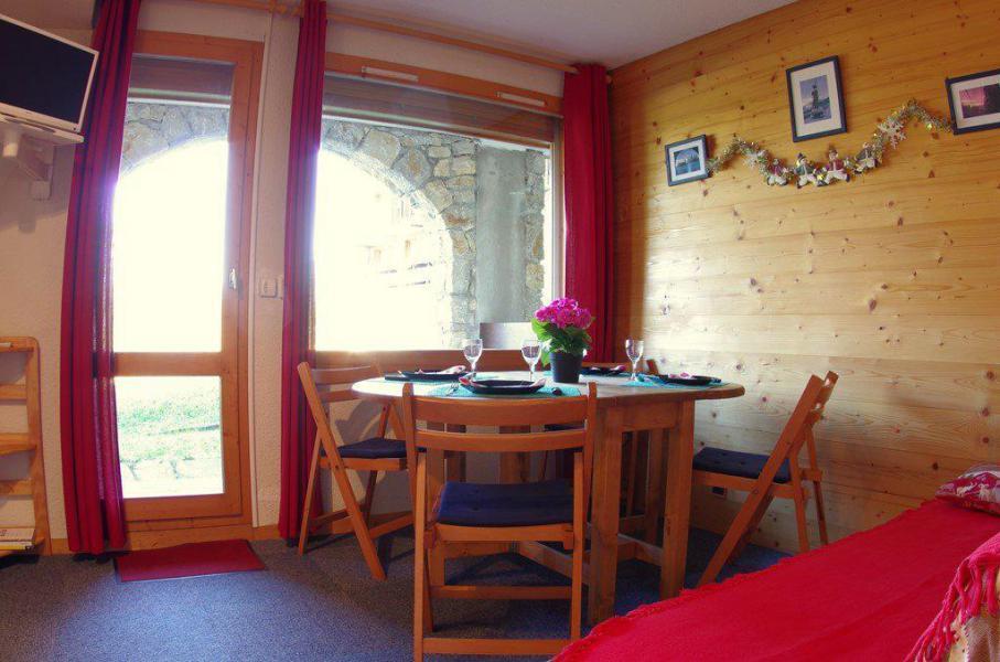 Wakacje w górach Apartament 2 pokojowy 4 osób (G032) - Résidence Cheval Blanc - Valmorel