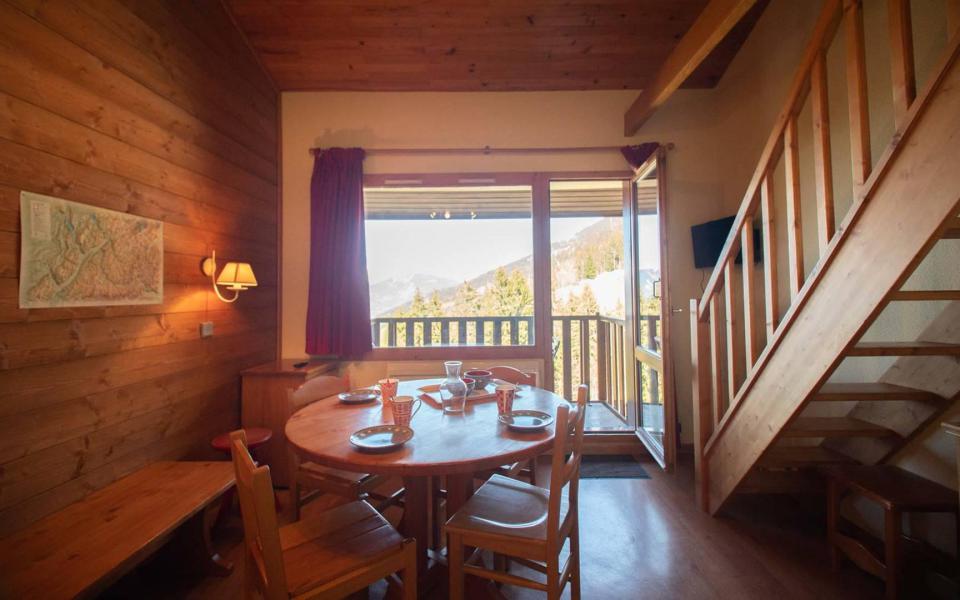 Wakacje w górach Apartament duplex 2 pokojowy 5 osób (G251) - Résidence Cheval Blanc - Valmorel