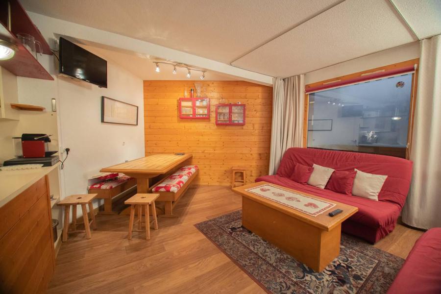 Wakacje w górach Apartament 3 pokojowy 8 osób (G138) - Résidence Cheval Blanc - Valmorel
