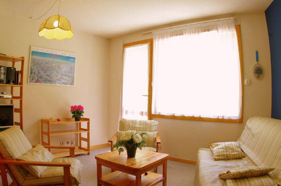 Wakacje w górach Apartament 3 pokojowy 6 osób (G298) - Résidence Cheval Blanc - Valmorel