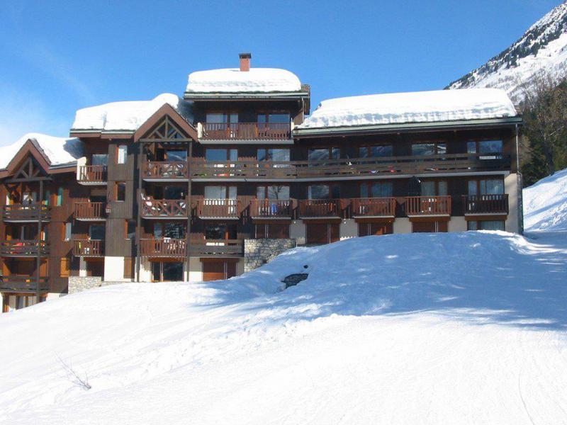 Wakacje w górach Apartament 2 pokojowy 5 osób (G306) - Résidence Cheval Blanc - Valmorel