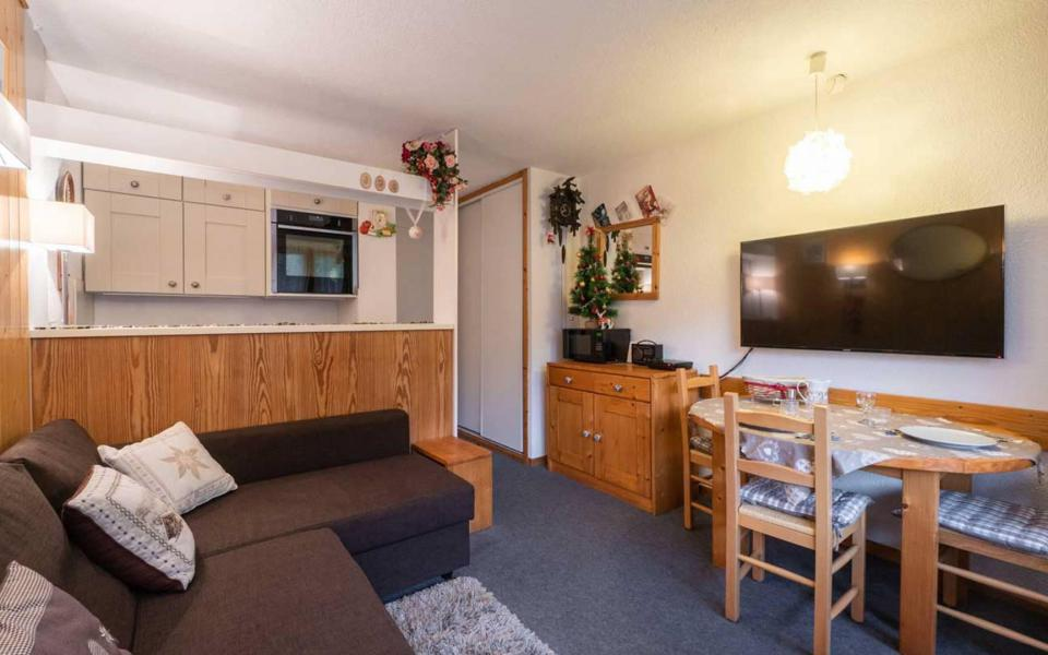 Wakacje w górach Apartament 2 pokojowy 4 osób (G335) - Résidence Cheval Blanc - Valmorel