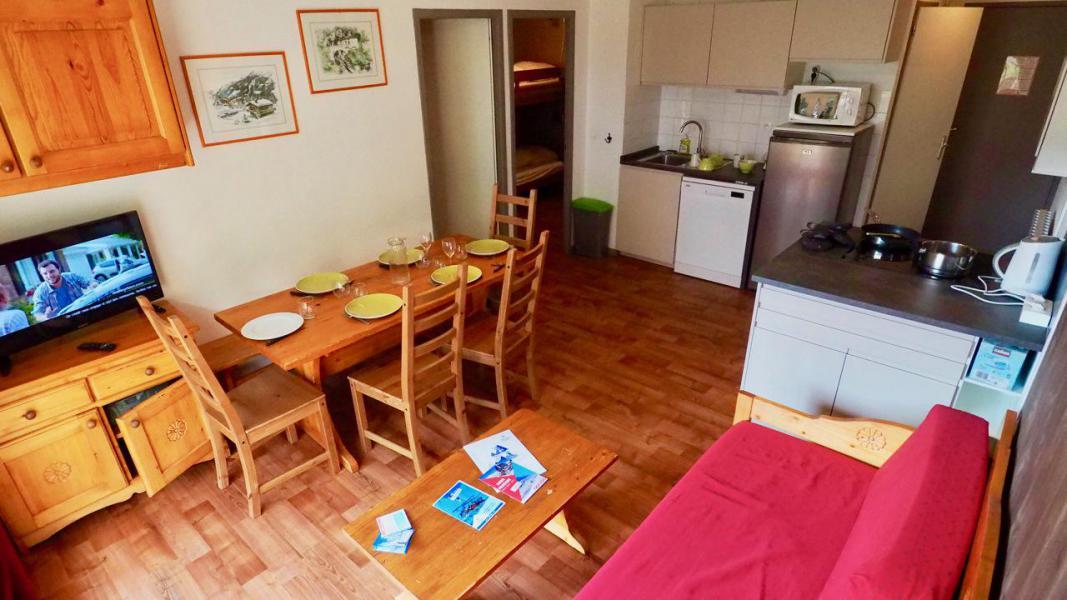 Vacances en montagne Appartement 3 pièces 6 personnes (44) - Résidence Cheval Blanc - Valfréjus