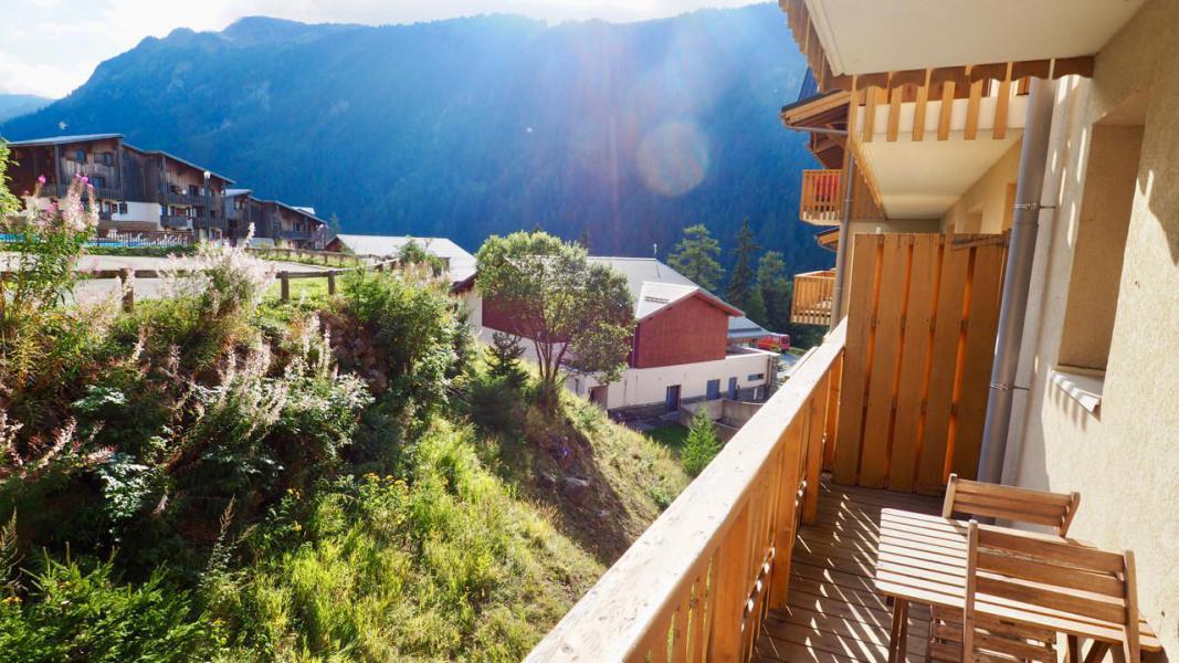 Vakantie in de bergen Appartement 3 kamers 6 personen (44) - Résidence Cheval Blanc - Valfréjus - Buiten zomer