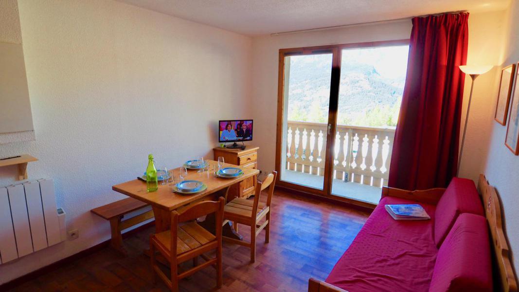 Vacances en montagne Appartement 2 pièces 4 personnes (10) - Résidence Cheval Blanc - Valfréjus