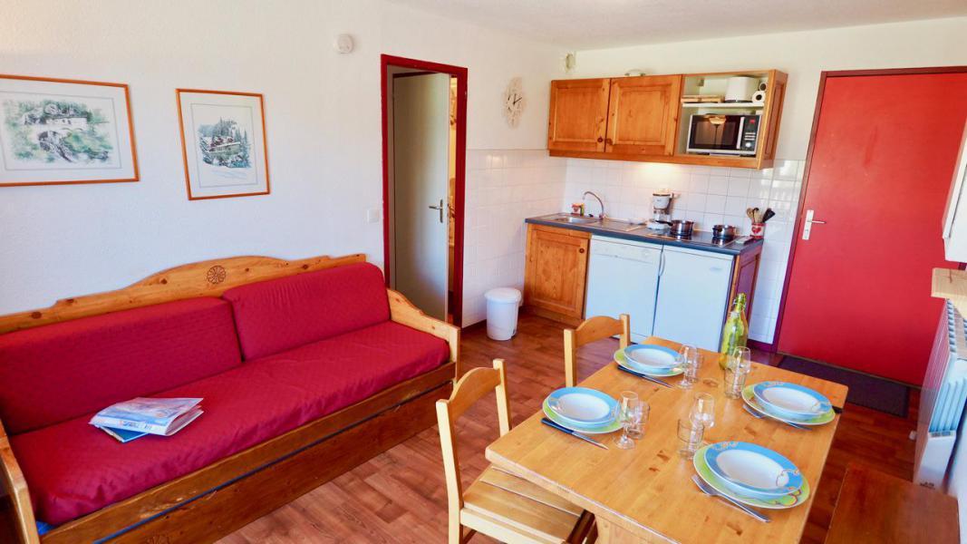 Vakantie in de bergen Appartement 2 kamers 4 personen (10) - Résidence Cheval Blanc - Valfréjus - Verblijf