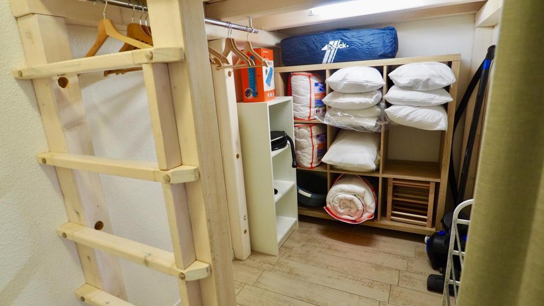 Vacances en montagne Appartement 2 pièces cabine 6 personnes (105) - Résidence Cheval Blanc - Valfréjus - Logement